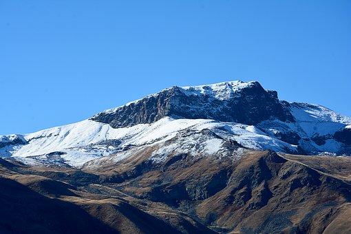 Turkey, Nature, Snow, Landscape, Kaçkars