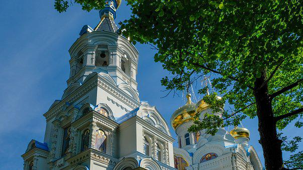 Karlovy Vary, Russian Orthodox Church, Russian Orthodox