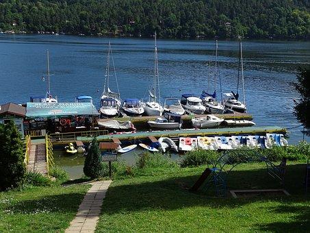 Port, Landing, Tide, Platform, River, Natural, Shipping