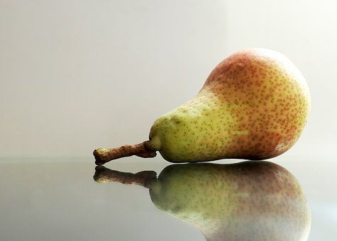 Pear, Fruit, Bio, Late Summer, Green Yellow, Delicious