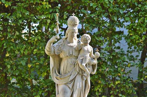 Statue, Figure, Sculpture, Stone Figure, Stone, Art