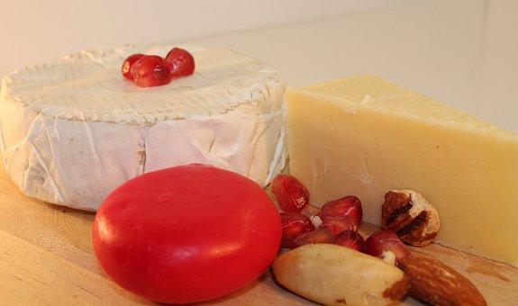 Cheese, Camembert, Mature Cheddar, Sweet Milk, Dairy