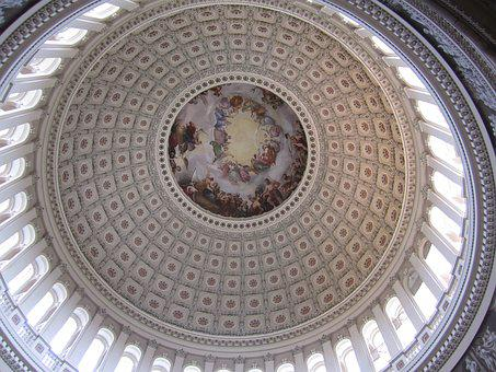 Dome, Architecture, Building, Landmark, Travel, Capitol