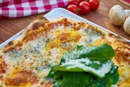 Pizza, Dough, Hot, Italian, Food, Photography
