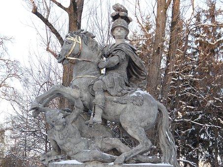 Jan Sobieski, Monument, On Horseback, King, Warsaw