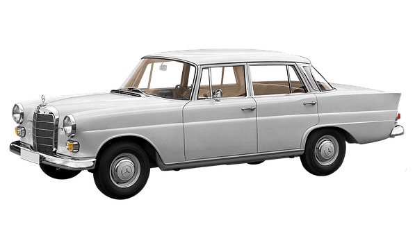 Mercedes Benz, 200d, Type W110, Model Years 1961-1965