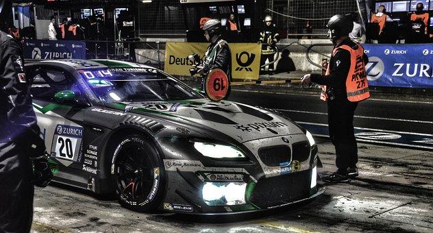 Bmw, Bmw M6 Gt3, Schubert Motorsport, Nürburgring