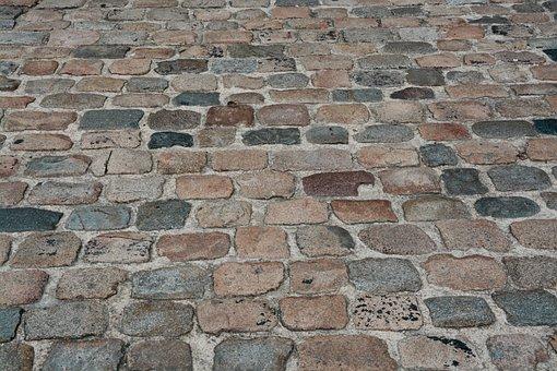 Pavers, Stones, Soil, Street Road Old, Road Pavers