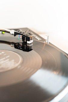 Turntable, Vinyl, Record Player, Analog, Celebrate