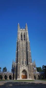 Duke, Chapel, Church, Building, Architecture, Old