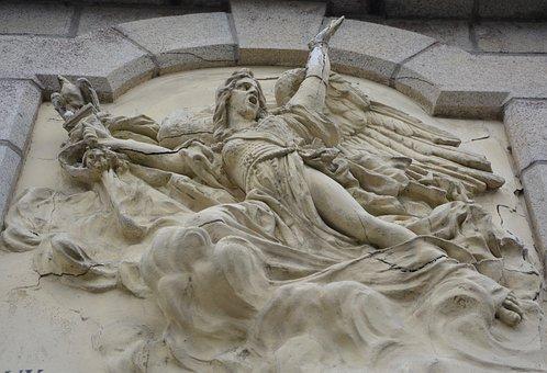 Sculpture, Facade Cathedral