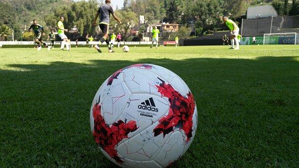 Adidas, Soccer, Ball, Camp, Field, Football, Mexico