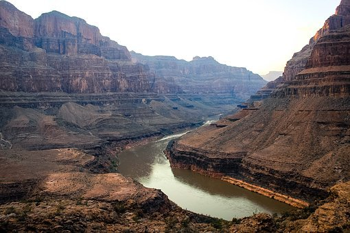 Grand Canyon, Arizona, Usa, Canyon, Grand, Park