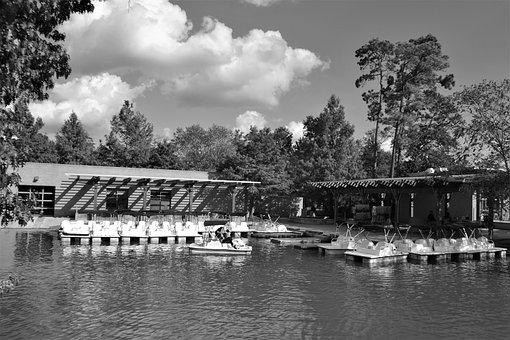 Boat Ride, Herman National Park, Houston Texas