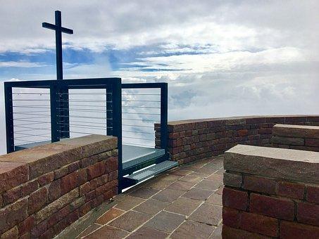 Sky, Architecture, God, Holy, Monte Tamaro, Switzerland