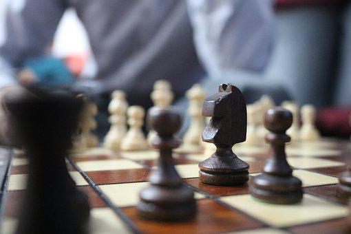 Chess, Horse, Chess Board, Chess Pieces, Strategy
