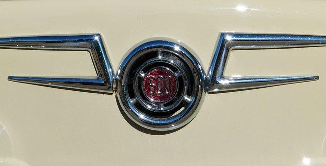 Ironer, Seat 600, Logo, 600, 60's, Six Hundred