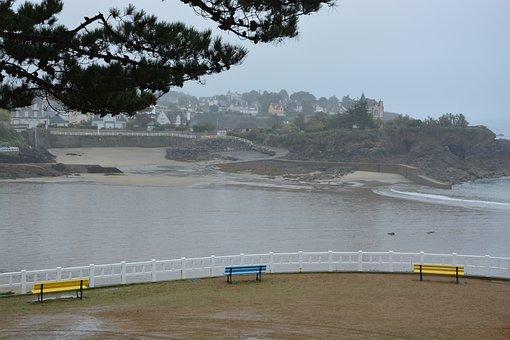 Panoramic Views, Landscape Sea, Panorama, Water, View
