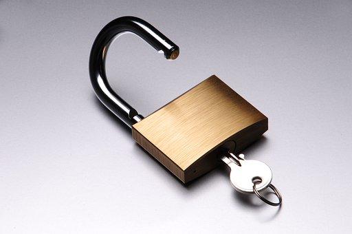 Tools, Padlocks, Unlock, Lock, Access, Key