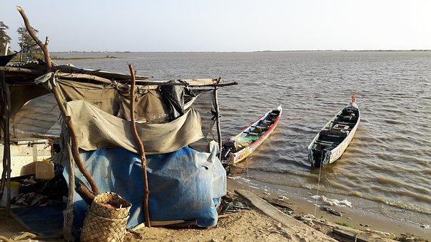 Shop Fisherman, National, Saint Louis, Senegal