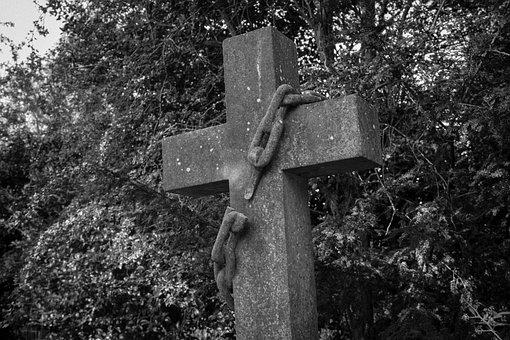 Graves, Graveyard, Cemetery, Spooky, Tombstone, Creepy