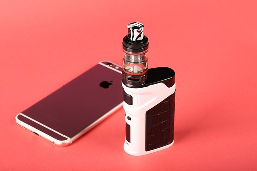 Apple Mobile Phones, Electronic Cigarette, Pink