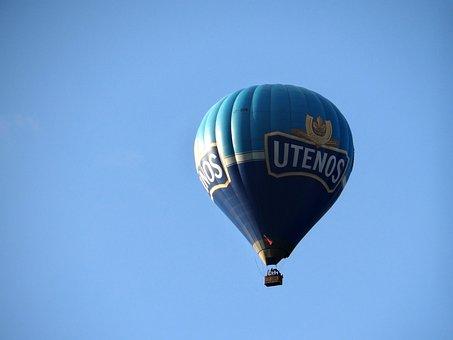 Balloon Flight, Balloon, Flight, Freedom, Adventure