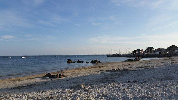 Sea, Carnaque, Brittany