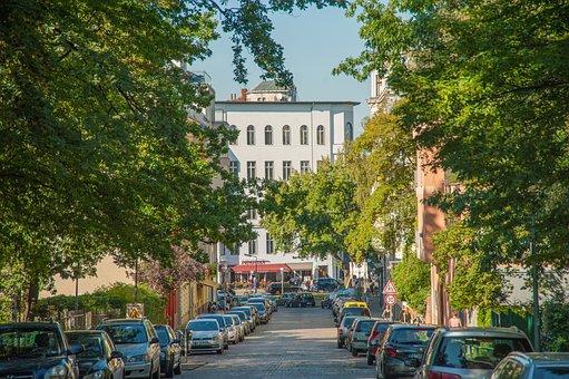 Berlin, Kreuzberg, Tempelhof, Gründerzeit, House Facade