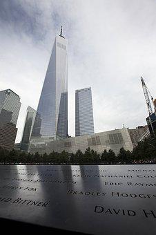 One World Trade Center, Nyc, New York City, Downtown