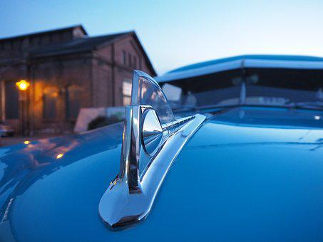 Ford, Oldtimer, Us Car, Tail Light, Classic, American