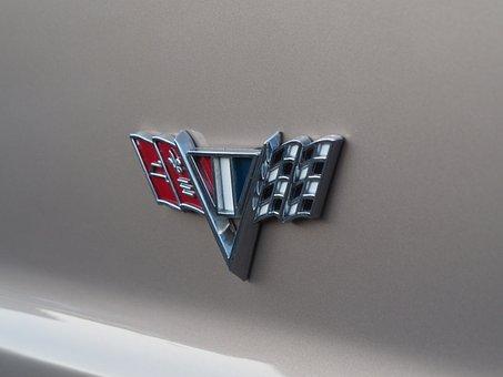 Chevrolet, Oldtimer, Us Car, Tail Light, Classic