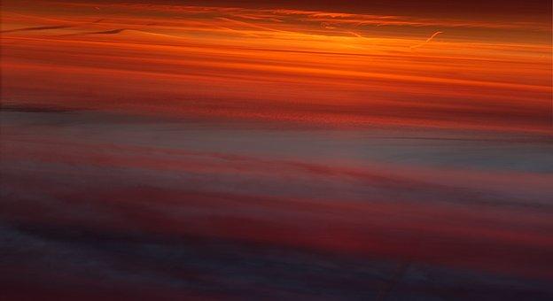 Sunrise, Sun, Cloud, Cloundscape, Nature, Sky, Sunlight