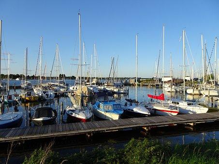 Boats, Holland, Zealand