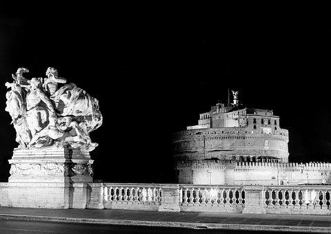 Rome, Italy, Europe, Capital, Ancient Rome