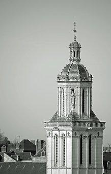 Bell Tower, Church, Religious Monuments