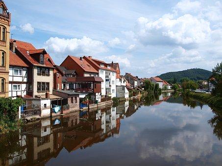 Werra, Old Town, Eschwege