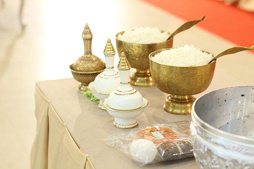 Thai Rice, Food, พระ, Rice