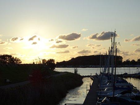 Zealand, Holland, Boats, Veersemeer