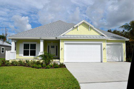 New Home, House, Construction, For Sale, Home, Estate