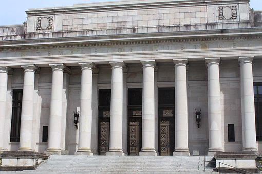 Olympia, Temple Of Justice, Washington State