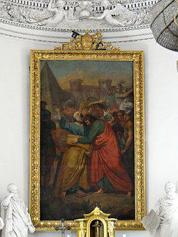 Picture, Goodbye, Saints, Peter And Paul, Vilnius