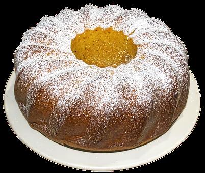 Gugelhupf, Cake, Baked, Sponge Cake, Deep-fried