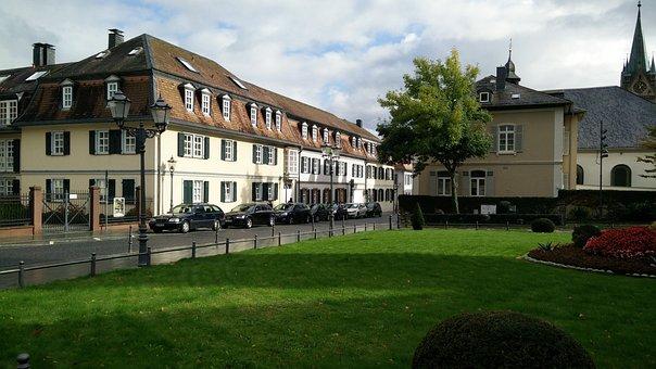 Bad Homburg, Castle, Landmark