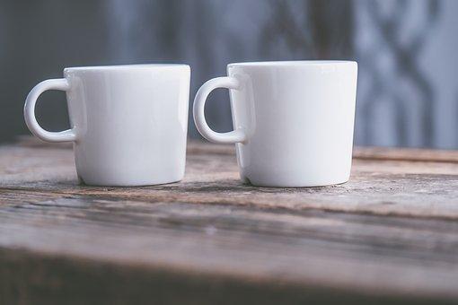Blur, Ceramic Cup, Close-up, Coffee Cup, Cups
