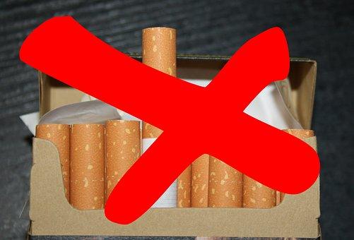 Cigarettes, Cigarette Box, Smoking, Non Smoking
