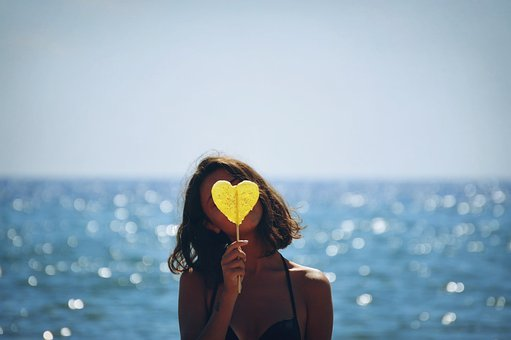Candy, Heart, Yellow, Love, Holiday, Sweet, Day, Food