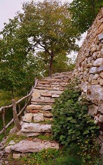 Climb, Scale, Stone, Wall, Sassi, The European Path, E5