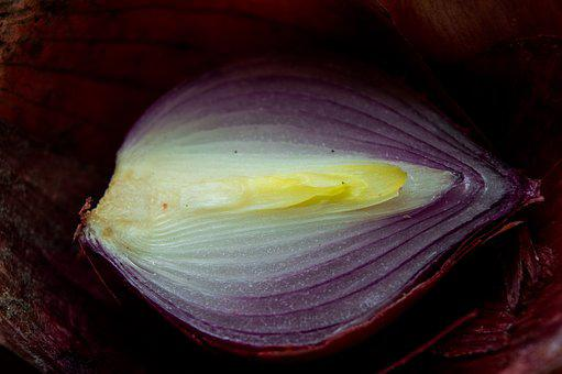 Onion, Dark, Food, Vegetable, Healthy, Dinner, Fresh