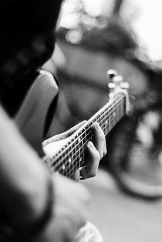 Guitar, Guitarist, Instrument, Musical, Musician, Music